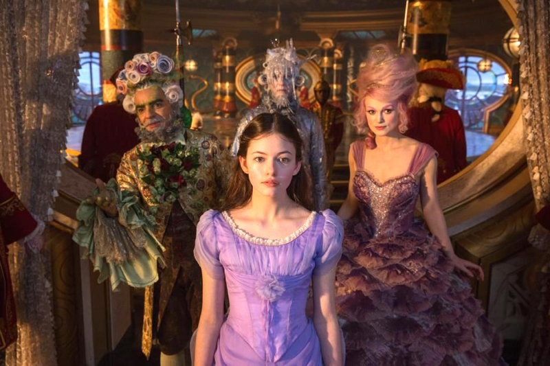The Nutcracker and the Four Realms (★★½)
