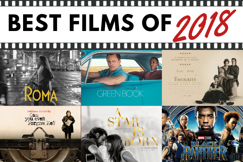Our Staff's Top Films of 2018