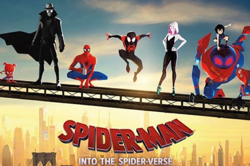 Spider-Man: Into the Spider-Verse (Radio Podcast)