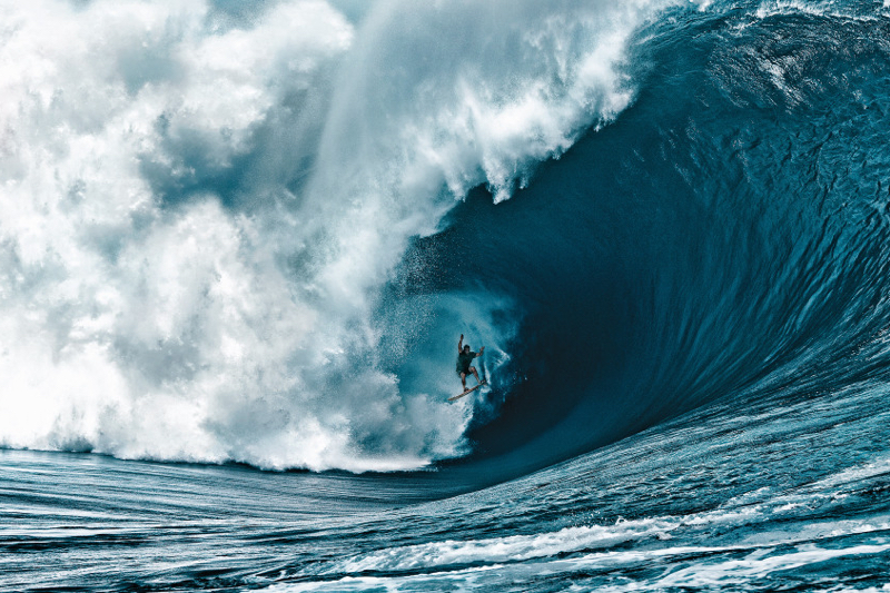"Interview with Pro Big Wave Surfer Nathan Fletcher Staring in ""Heavy Water"""