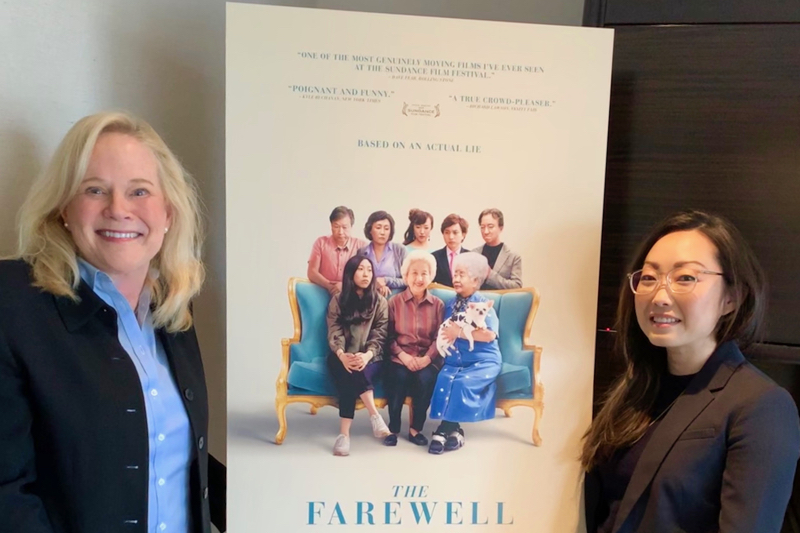 """Interview with Lulu Wang """"The Farewell"""""""