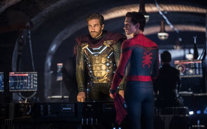 Spider-Man: Far From Home (PG-13) ★★★½