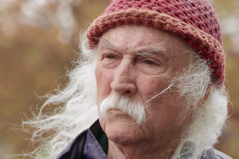 David Crosby: Remember My Name (R) ★★★