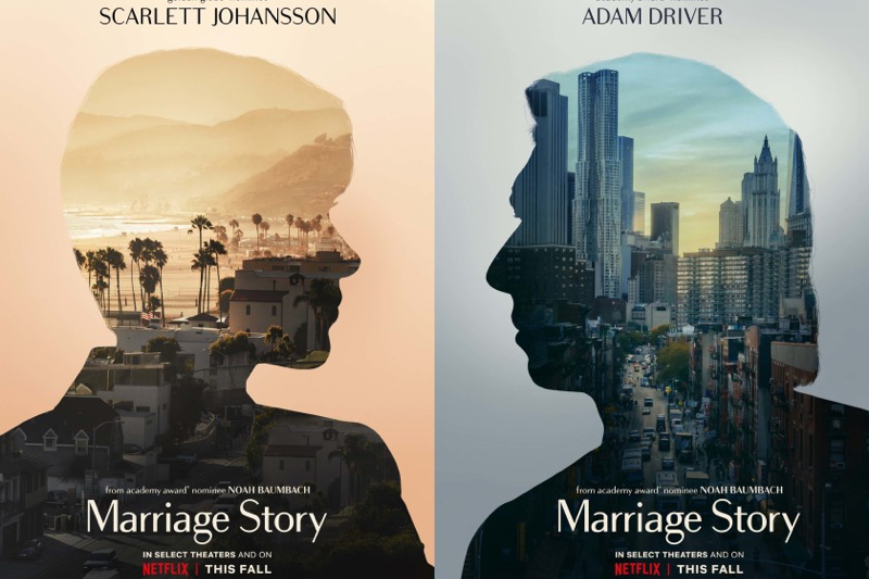 Marriage Story (R) ★★★★ Radio Podcast #FilmFest919
