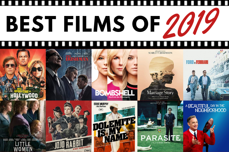 Our Staff's Best 20 Films of 2019
