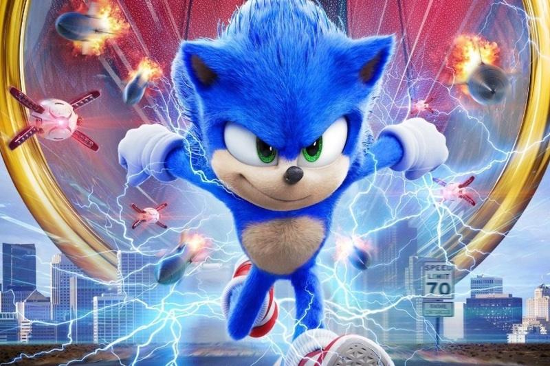 Sonic: The Hedgehog (PG) ★ ★★ H360 Radio Podcast