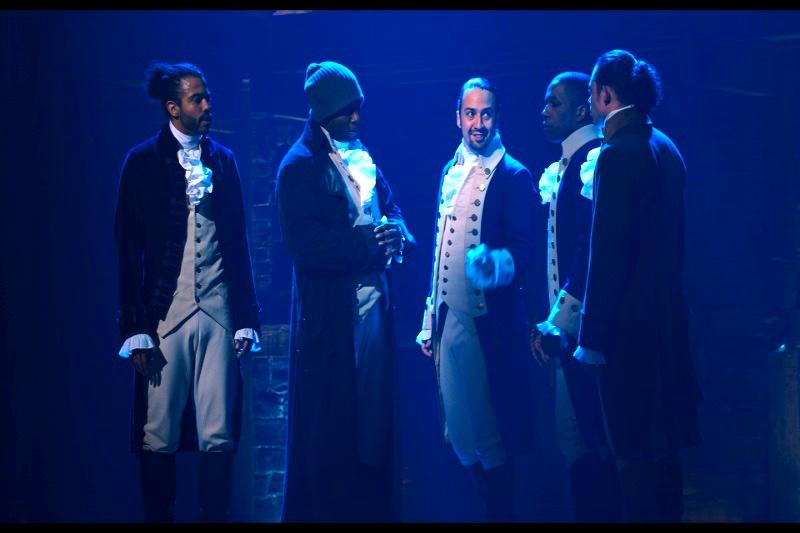 Hamilton (PG-13) ★★★★
