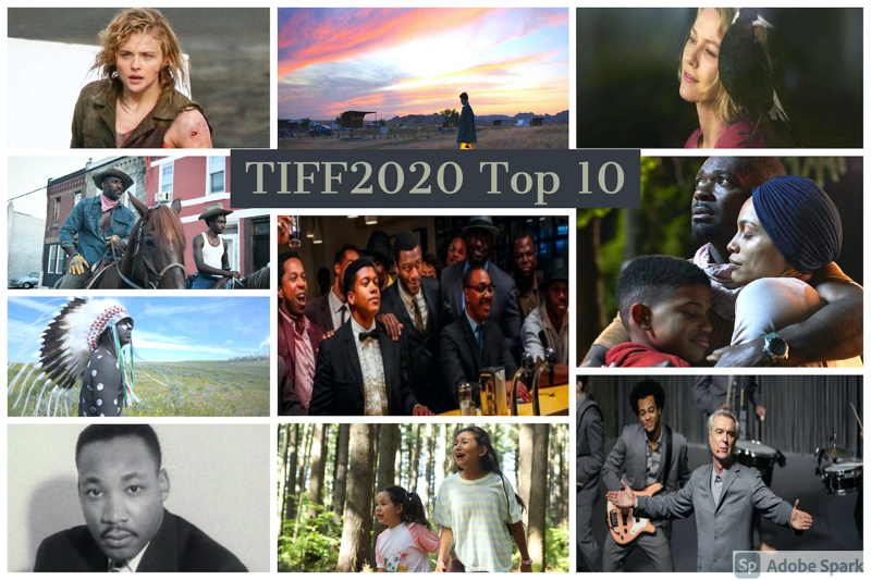 25 Best Films of the Toronto International Film Festival Ranked of the 46 Offered @TIFF2020