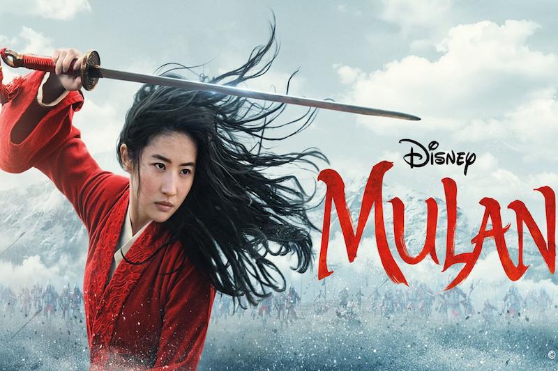 Mulan PG-13 ★★★★  Hollywood 360 Radio Network