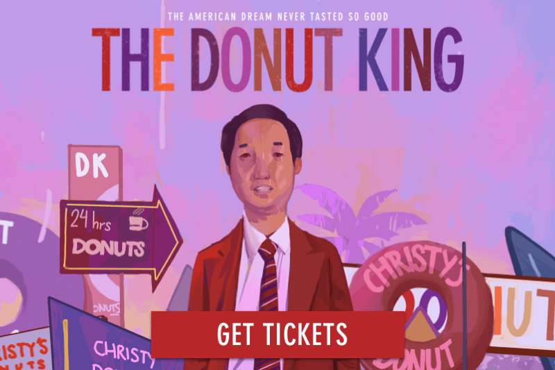 The Donut King (PG) Hollywood 360 Radio Network Podcast ★★★½