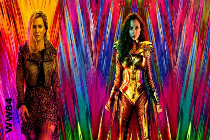 Wonder Woman 1984 ★★★½ Hollywood 360 Radio Podcast
