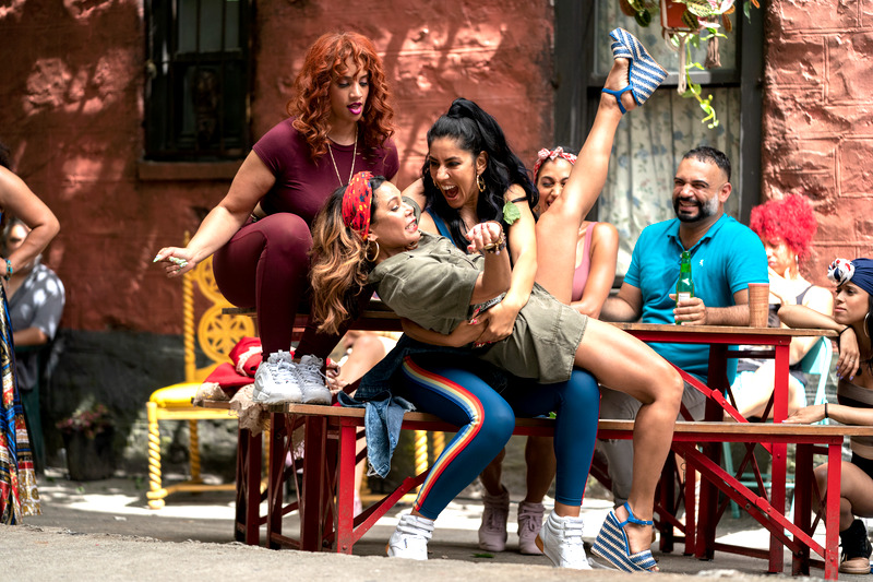In the Heights (PG-13) ★★★★ Hollywood 360 Radio Podcast