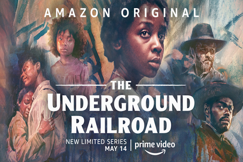 The Underground Railroad TV Series (R) ★★★★