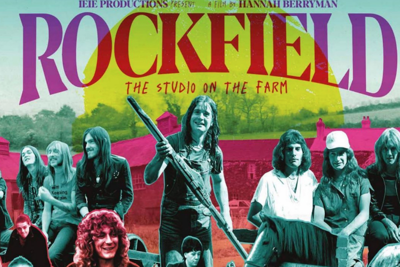 Rockfield: The Studio on the Farm  ★★★ Hollywood 360 Radio Podcast