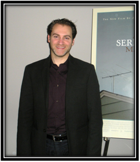 """Michael Stuhlbarg Interview """"The Serious Man"""" New Cohen Brothers Film"""
